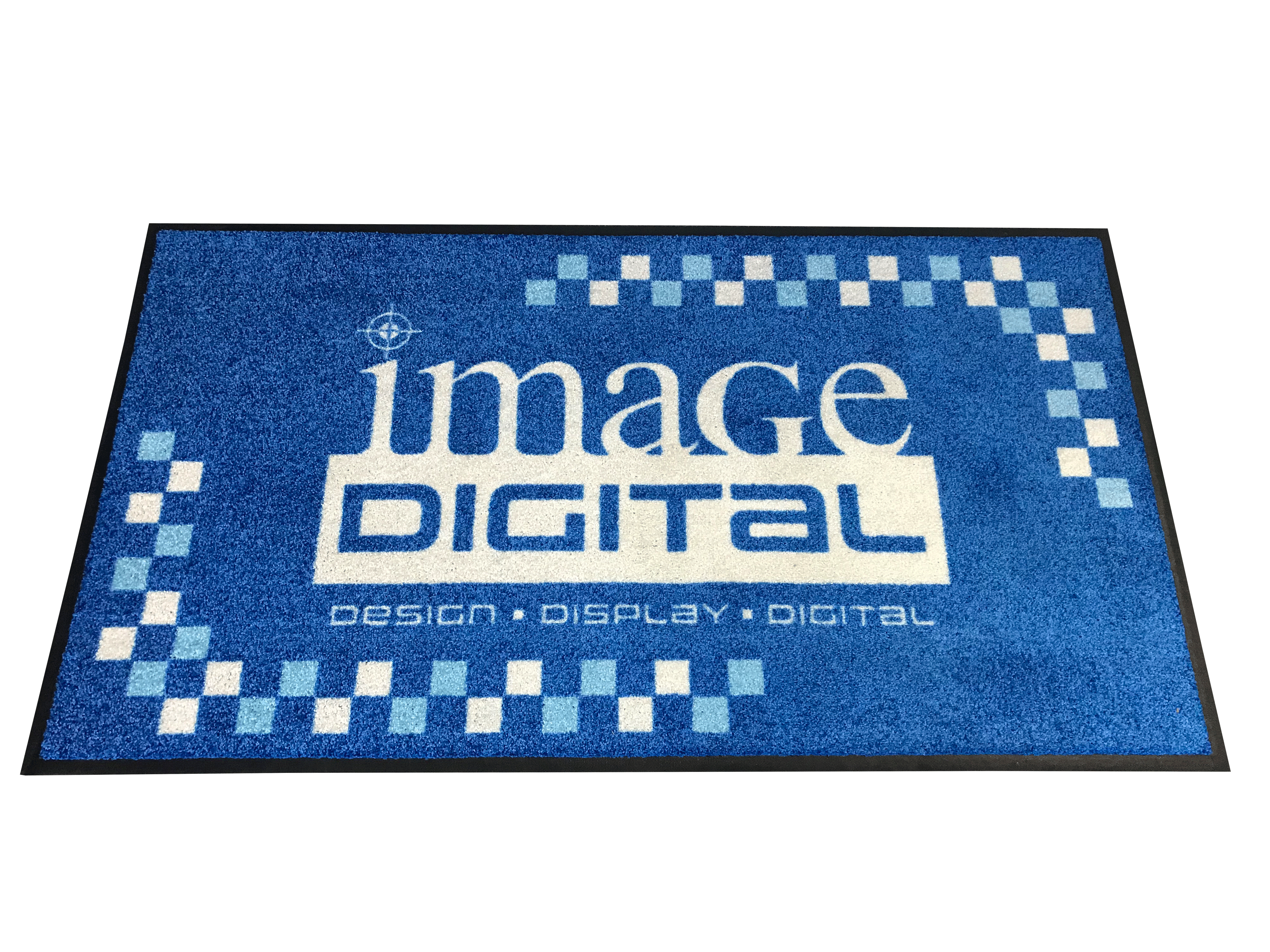 Printed Logo and Branded Floor Mats