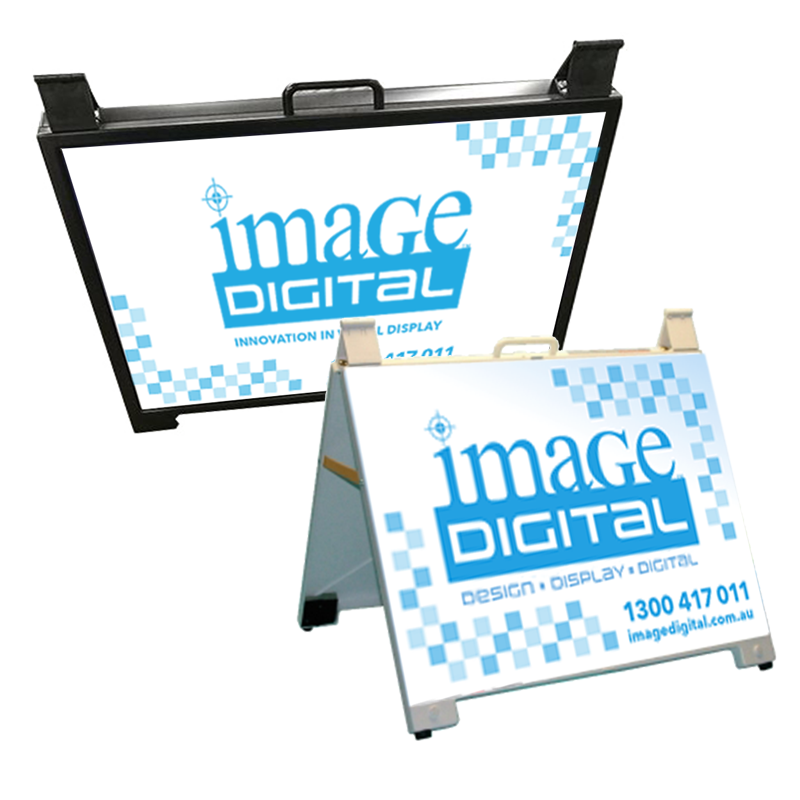 Replacement prints for Real Estate A-Frames