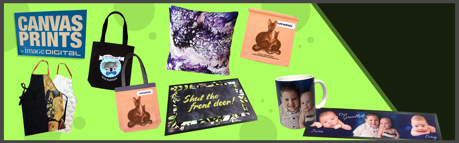 Personalised Decor, Giftware, Homewares