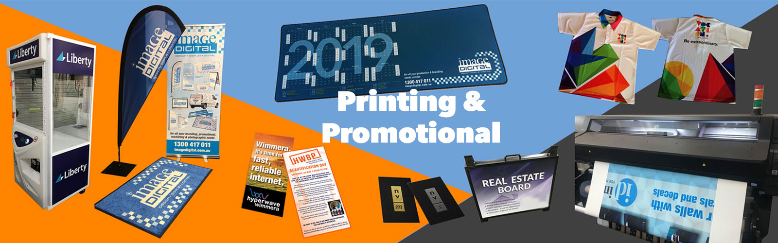 Printing & Promotional Products @ Image Digital