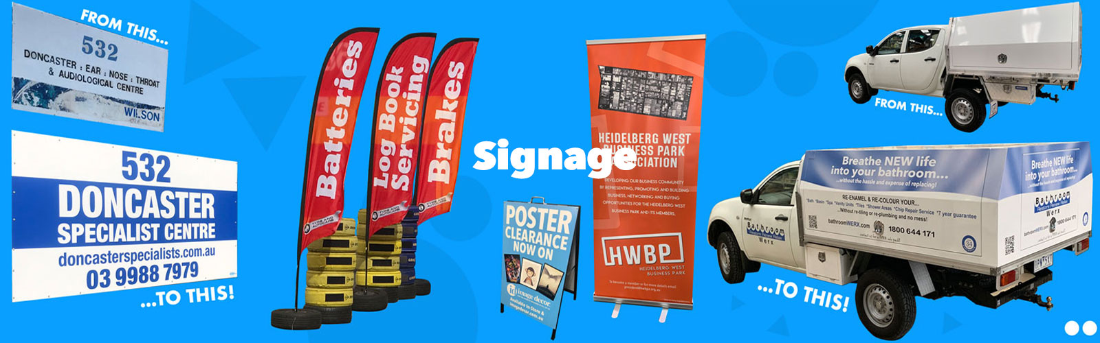 Signage @ Image Digital