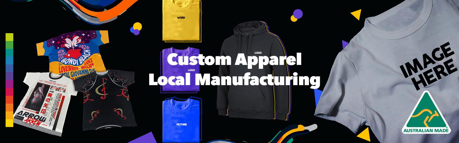 Custom Apparel @ Image Digital