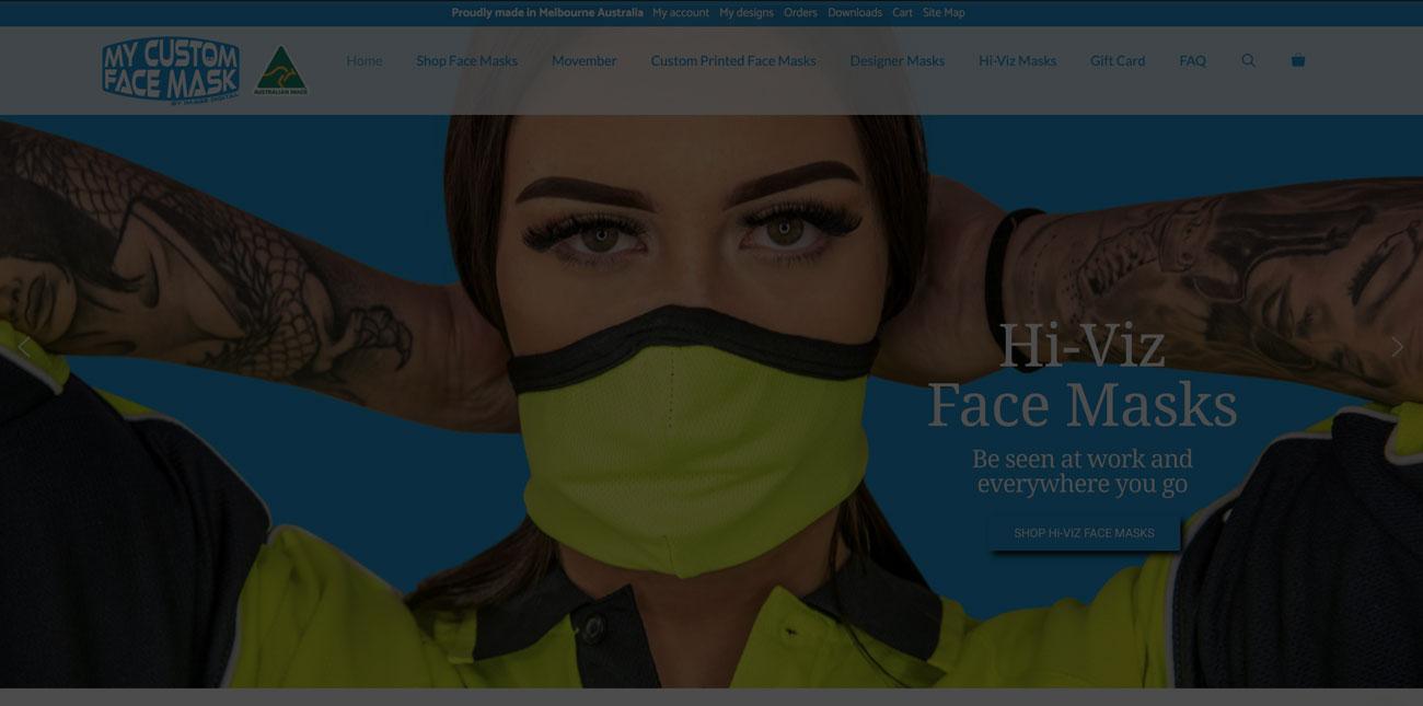 mycustomfacemask.com.au
